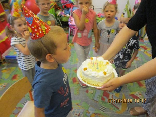 Urodziny Artura
