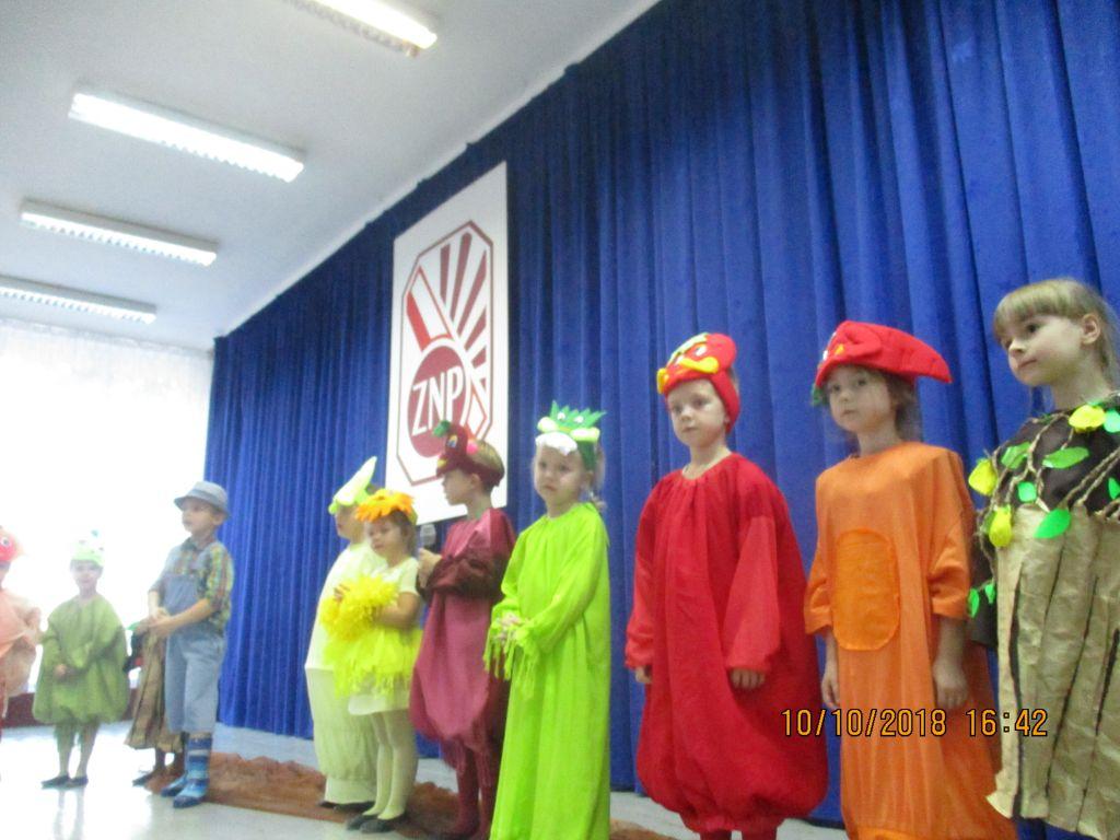 Witaminkowy występ w Klubie Nauczyciela