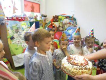 Urodziny Patryka