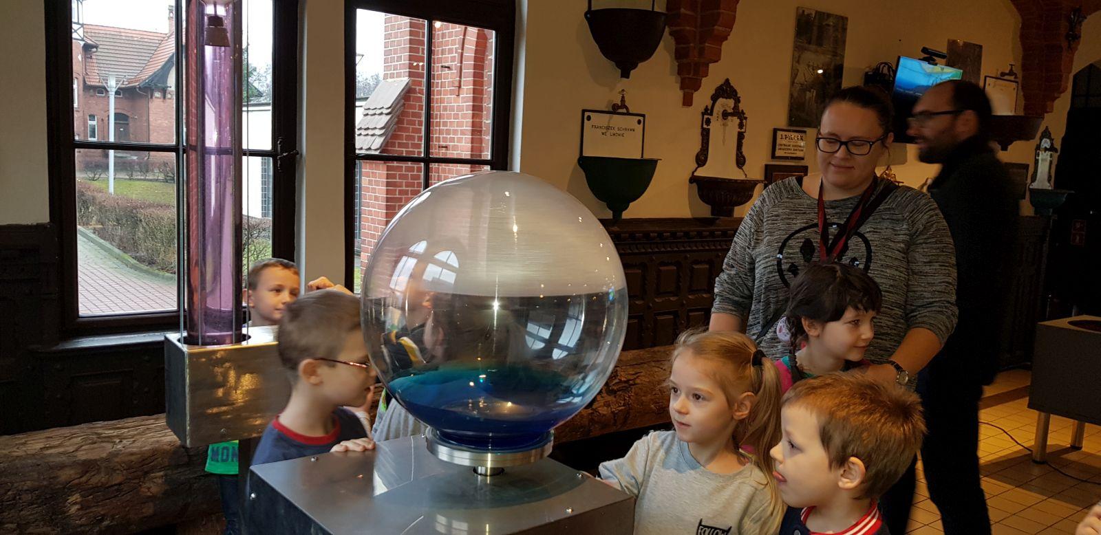 Wycieczka do Muzeum Wodociągów