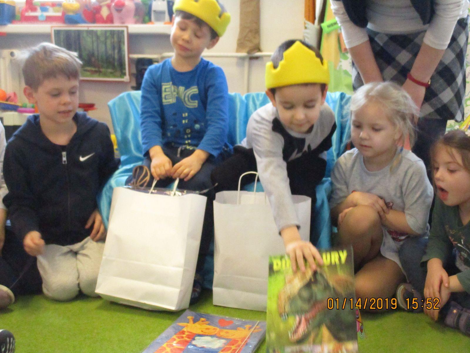 Urodziny Oktawiana i Filipa