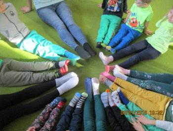 Dzień Kolorowej Skarpetki czyli Dzień Świadomości Zespołu Downa