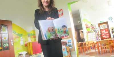Spotkanie z autorką książek dla dzieci Małgorzatą Górną