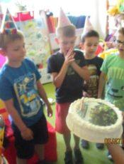 Urodziny Wojtka