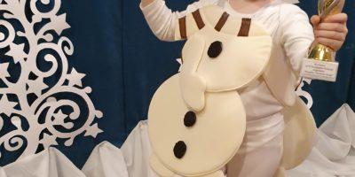 świąteczny Konkurs piosenki angielskiej w przedszkolu nr 80
