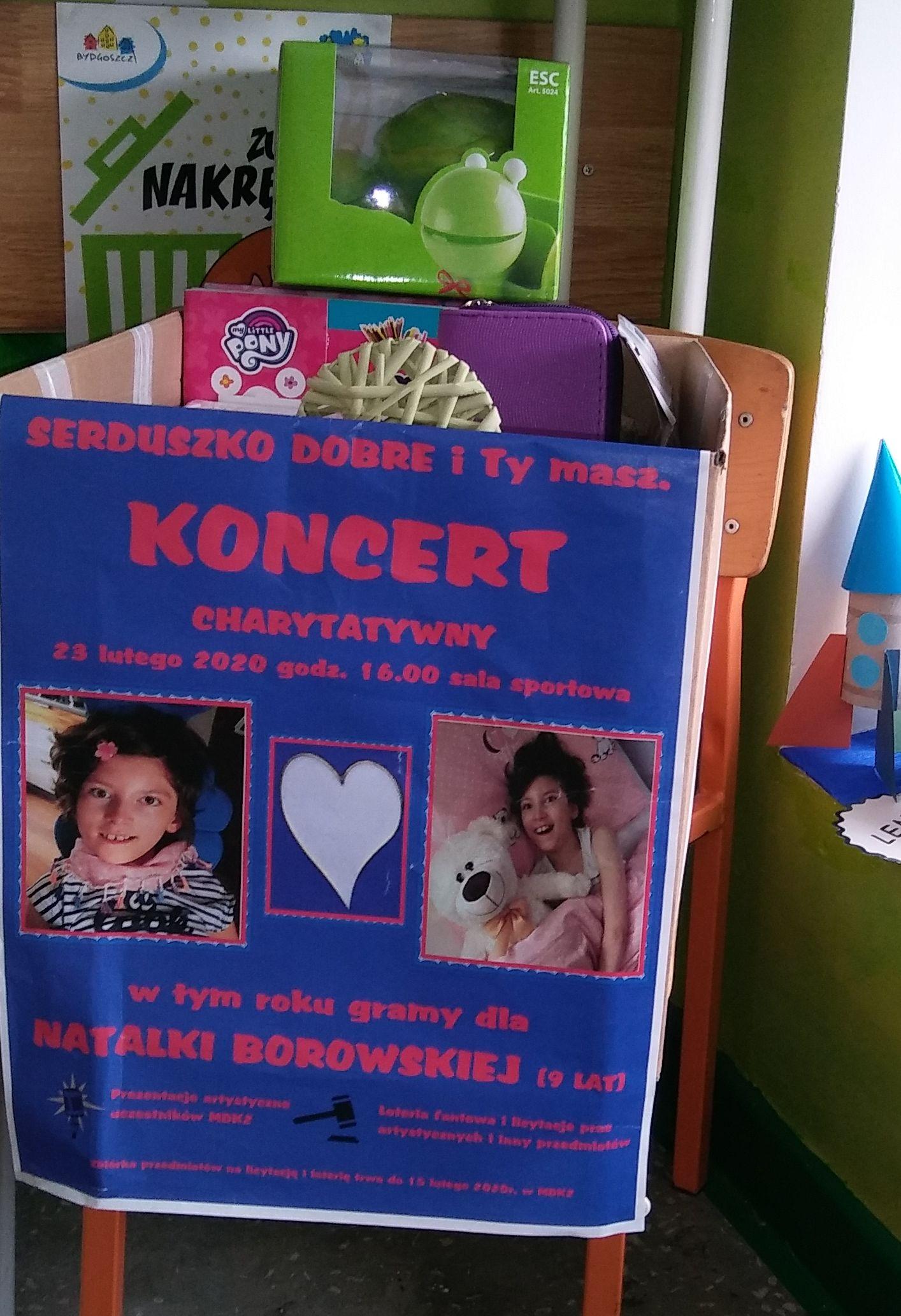 Zbiórka charytatywna