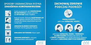 Koronawirus – środki ostrożności