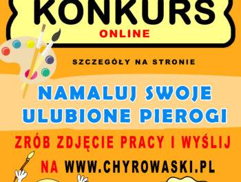 Pierogi – konkurs online