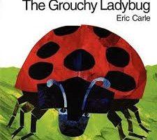 The Grouchy ladybug -zgryźliwa biedronka