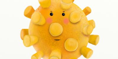 Jak oswoić dzieci z koronawirusem