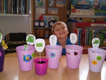 zaczynamy Projekt Roślinka