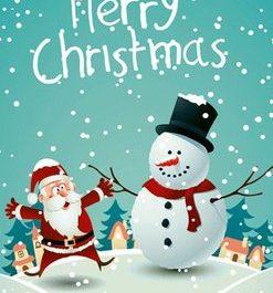 świąteczne piosenki w języku angielskim