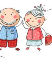 piosenki dla babci i dziadka po angielsku